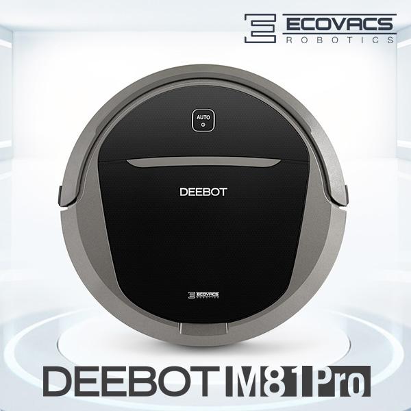 에코백스 디봇  로봇청소기 M81Pro  D83G(진공+물걸레)
